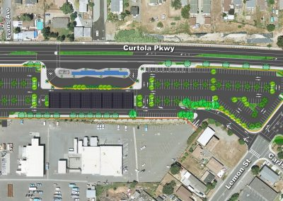 Curtola Park & Ride Hub, Vallejo