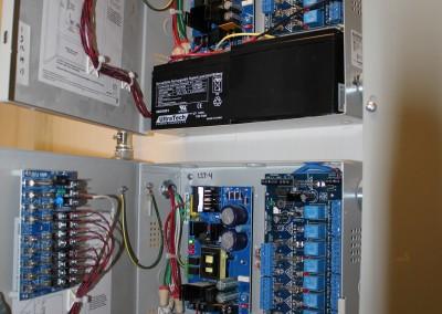 WBE Telcom installed Category 6e cabling