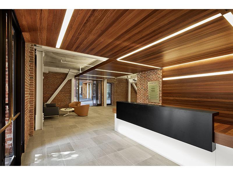 Levi Plaza – Stern Lobby