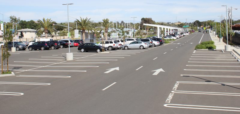 Curtola Park & Ride Hub for SolTrans Project