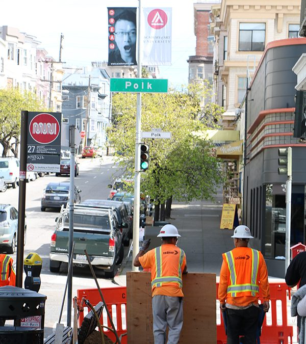 Polk St. Traffic Signal