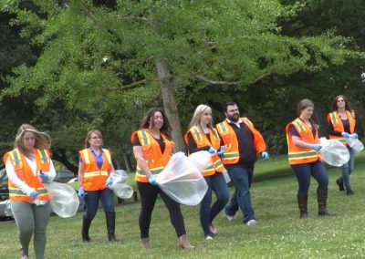 Lucchesi Park Clean UP