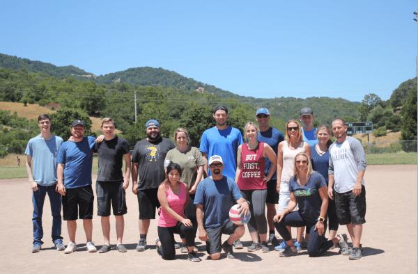 WBE Kickball Tournament 2018