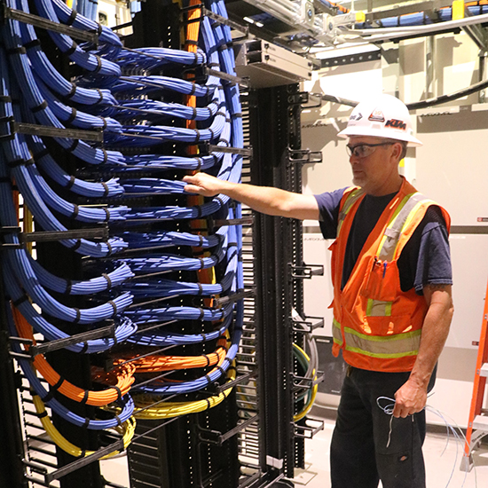 Full Service Telecommunications Contractor