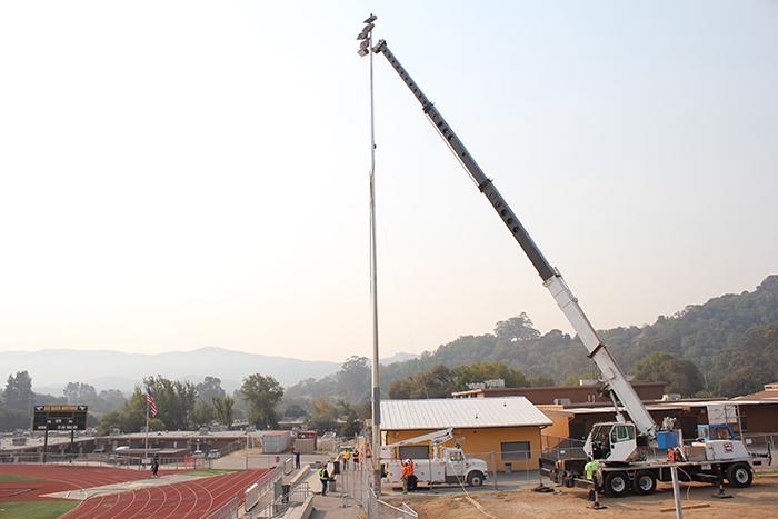 Stadium Lighting Systems