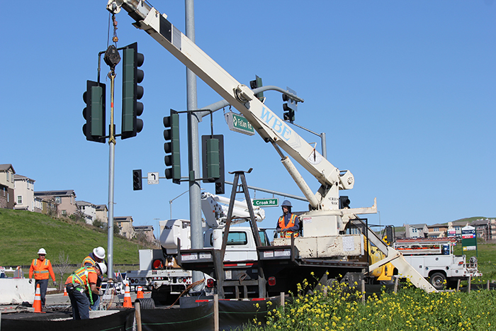 Traffic Signal Services