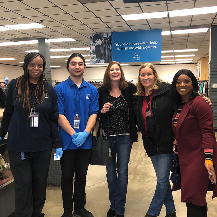 WBE Activities - Paying it Forward