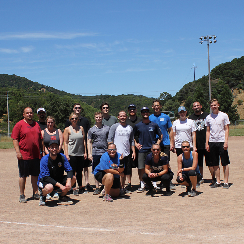 WBE Kickball Tournament 2018
