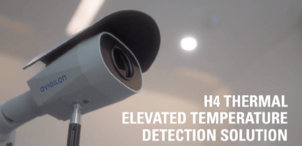 Keep People and Facilities Safe with Thermal Screening Technology