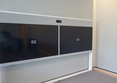 Integrating Cisco's Latest Video Conferencing Technology