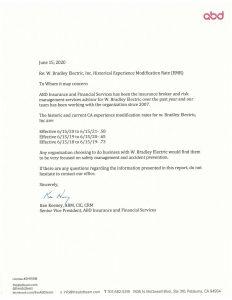 EMR Safety Ratings
