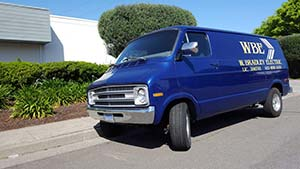 """Van #1 """"71"""" Dodge"""