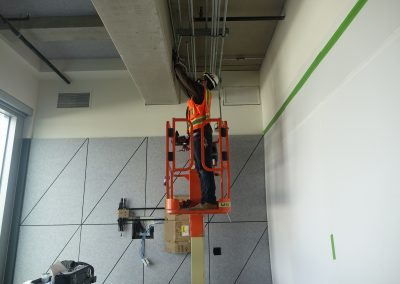 Fortinet's New Headquarters Electrical Project