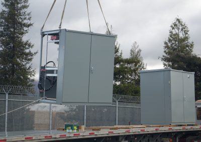 Installation Of New 600amp Service Switchboard